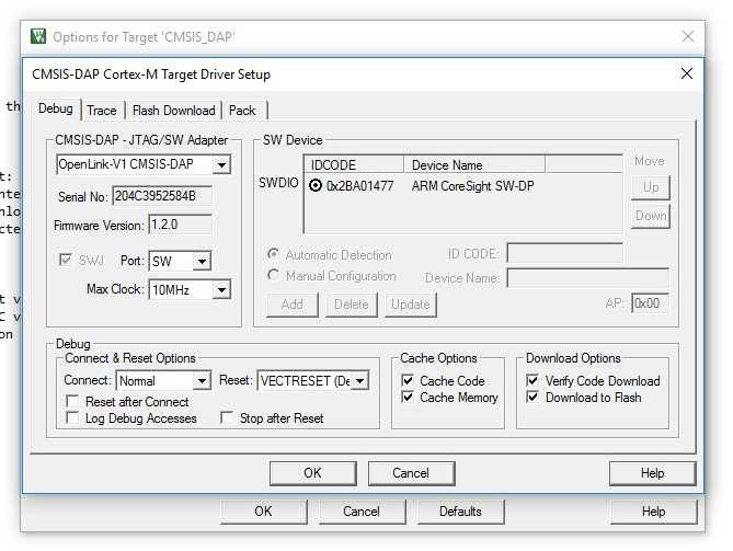 Build Your Own Low Cost CMSIS-DAP Debug Unit – ravikiranb com